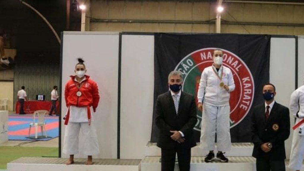 Gverreiros medalhados no Campeonato Nacional de Karaté 11