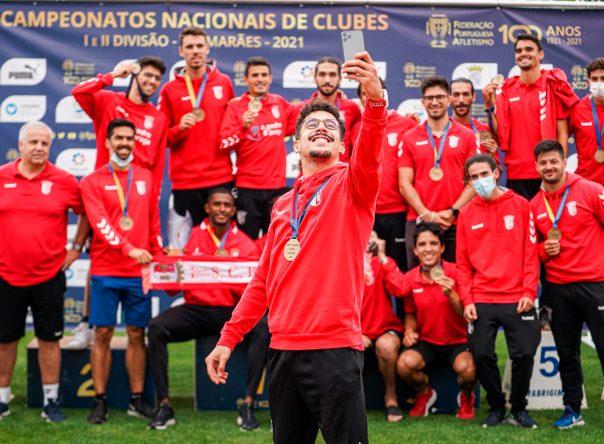Gverreiros de bronze no Nacional de Clubes