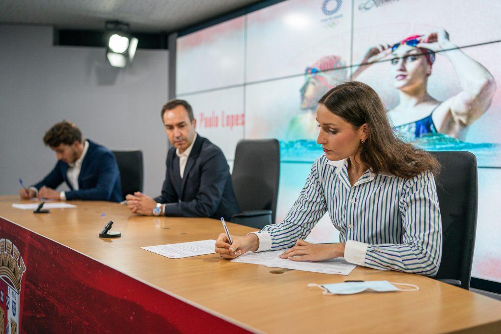 José Paulo Lopes e Tamila Holub renovam até 2024 4