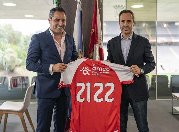 SC Braga e AMCO renovam parceria 1