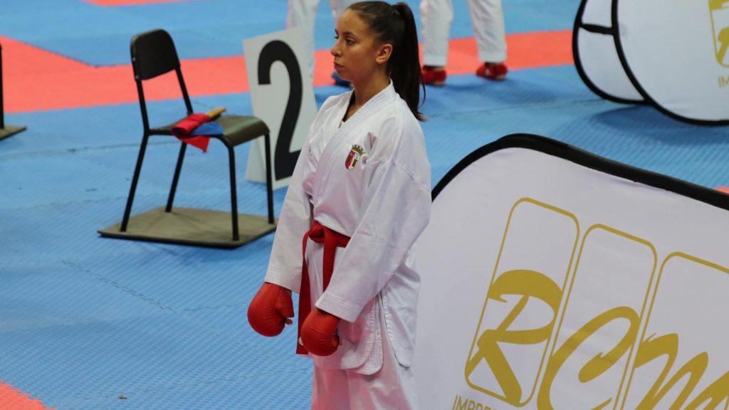 """Beatriz Ferreira: """"Manter o título nacional"""" 4"""