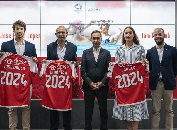 José Paulo Lopes e Tamila Holub renovam até 2024