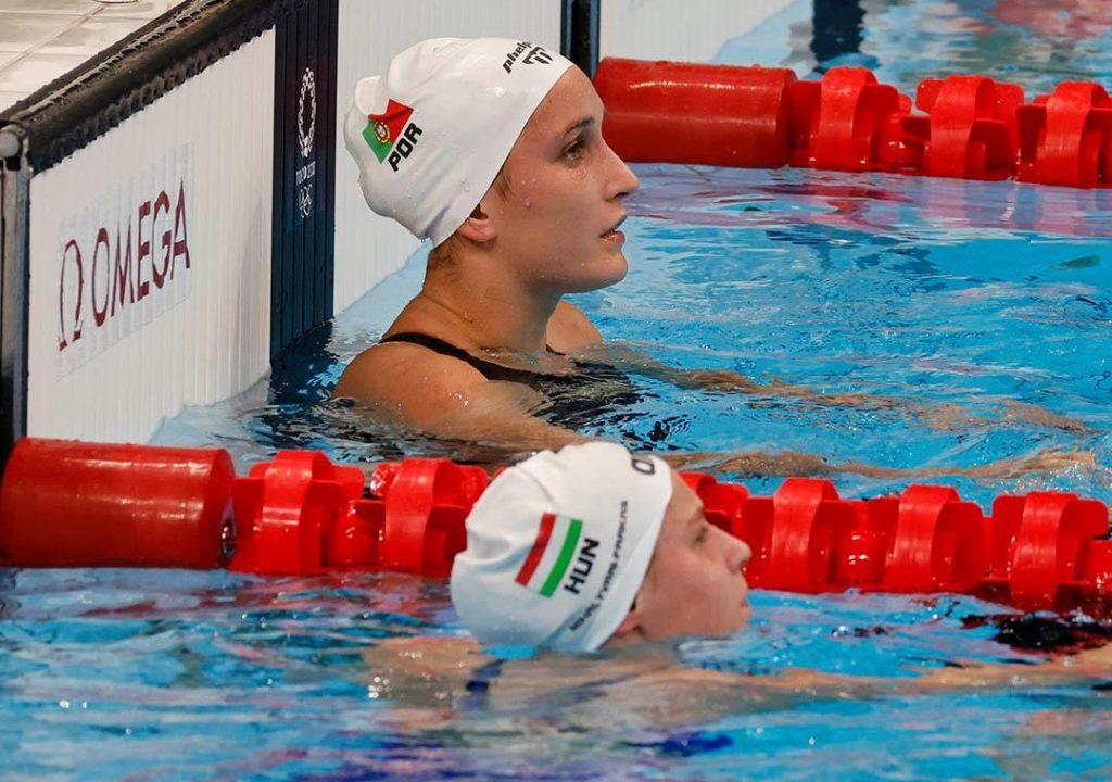 Tamila Holub termina presença nos Jogos Olímpicos