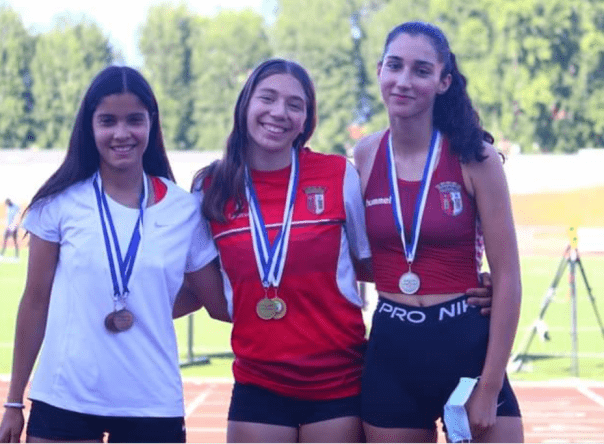 SC Braga brilha no Torneio Olímpico Jovem Regional