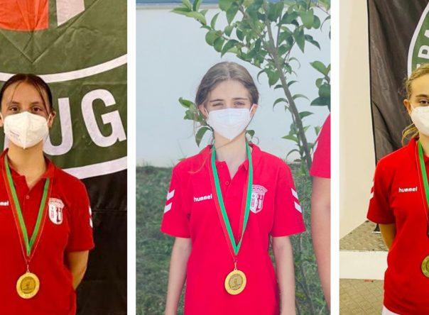 Gverreiros medalhados no Campeonato Nacional de Karaté 4