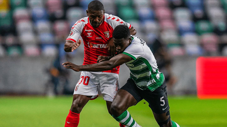 SC Braga perde na final da Supertaça