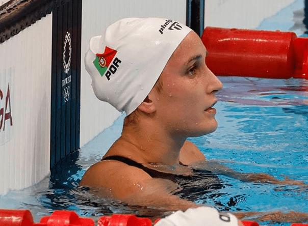Tamila Holub termina presença nos Jogos Olímpicos 1