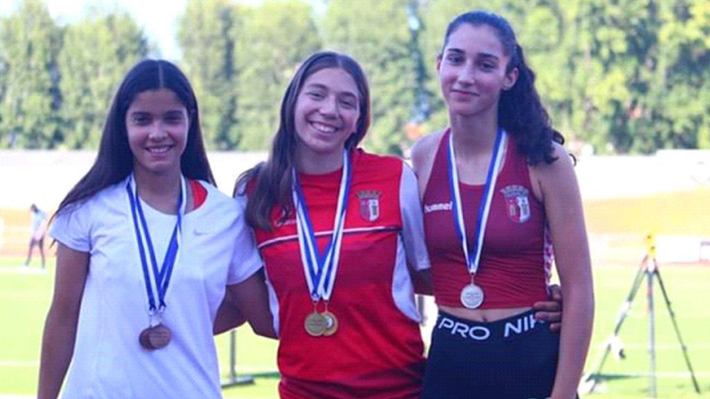SC Braga brilha no Torneio Olímpico Jovem Regional 3