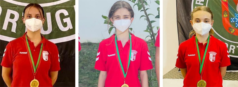 Gverreiros medalhados no Campeonato Nacional de Karaté 6