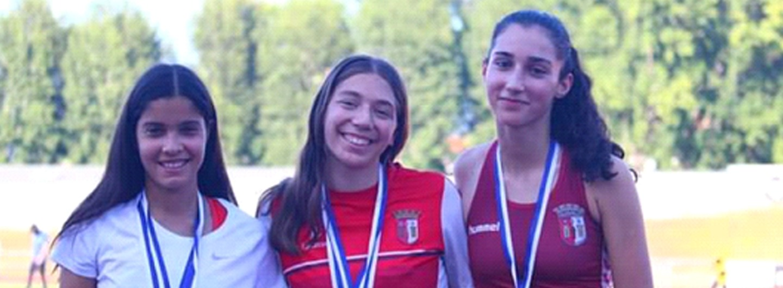 SC Braga brilha no Torneio Olímpico Jovem Regional 1