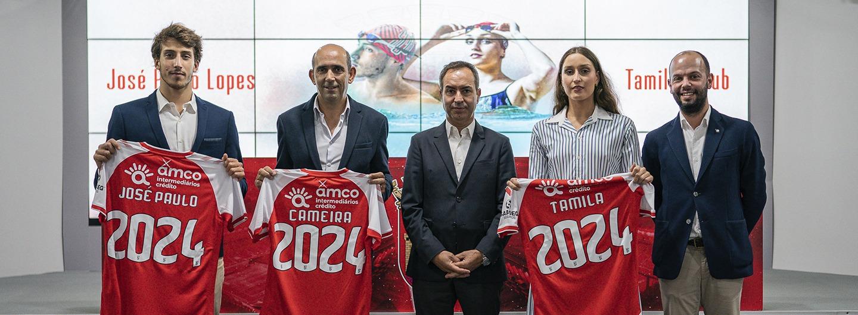 José Paulo Lopes e Tamila Holub renovam até 2024 2