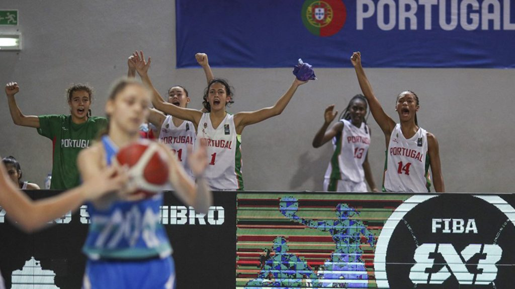 Ana Pinheiro eleita MVP no jogo europeu