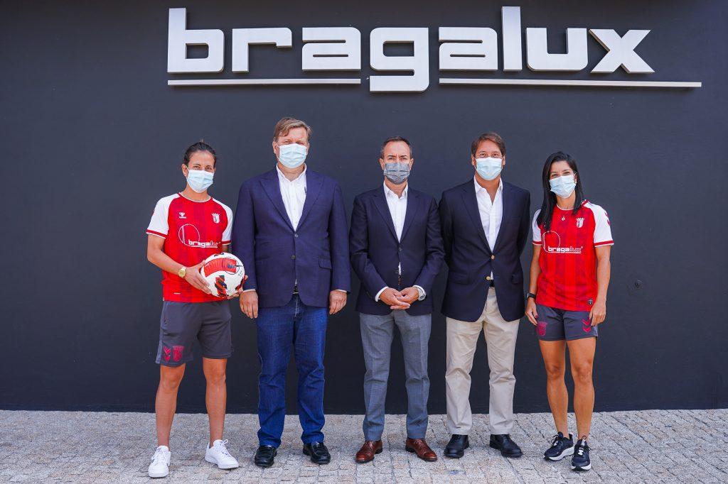 Bragalux é o novo patrocinador prinicipal da equipa feminina 4
