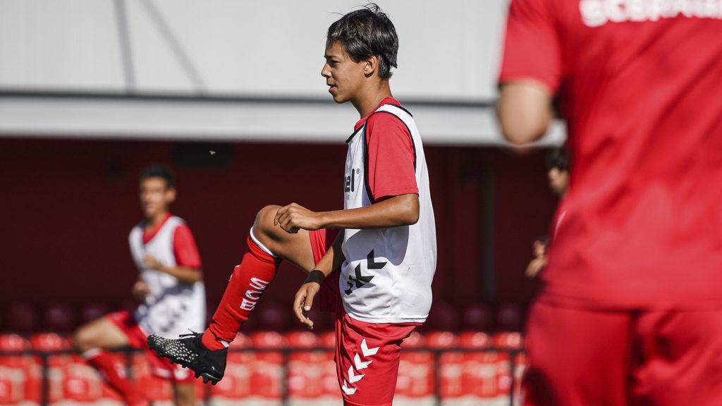 """Afonso Sousa: """"Enorme vontade de vencer"""""""