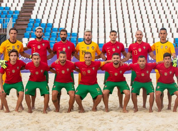 Gverreiros em destaque na vitória de Portugal 1