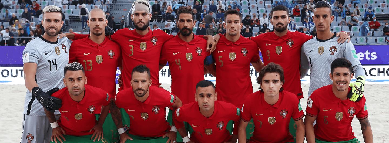 Exibição estrondosa de Léo Martins na vitória de Portugal 2