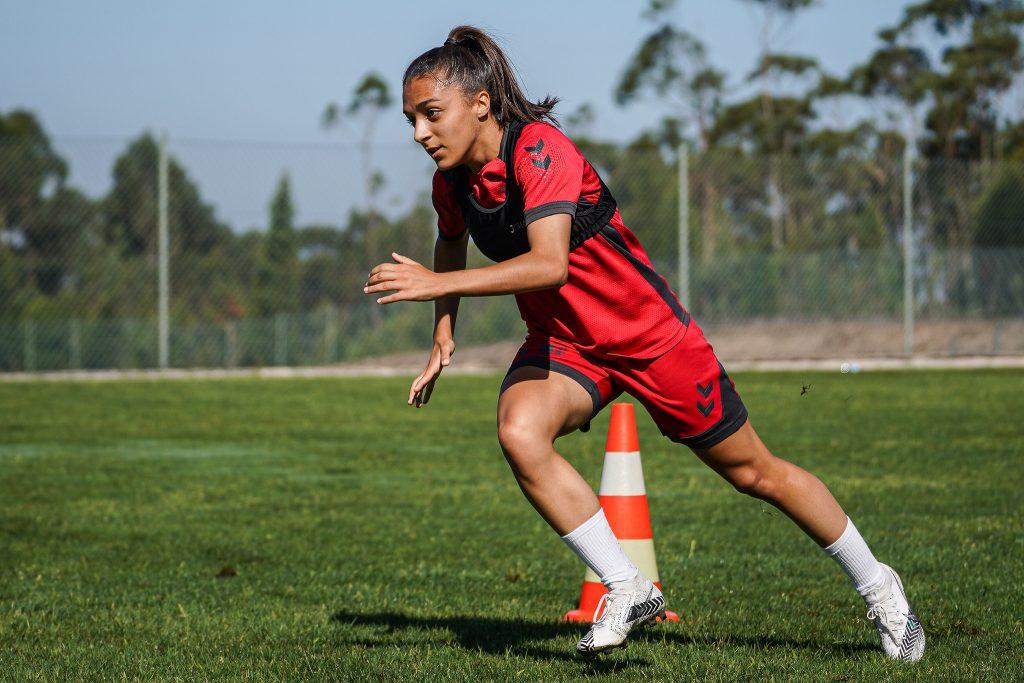 Três Gverreiras na Seleção Feminina Sub-19 2