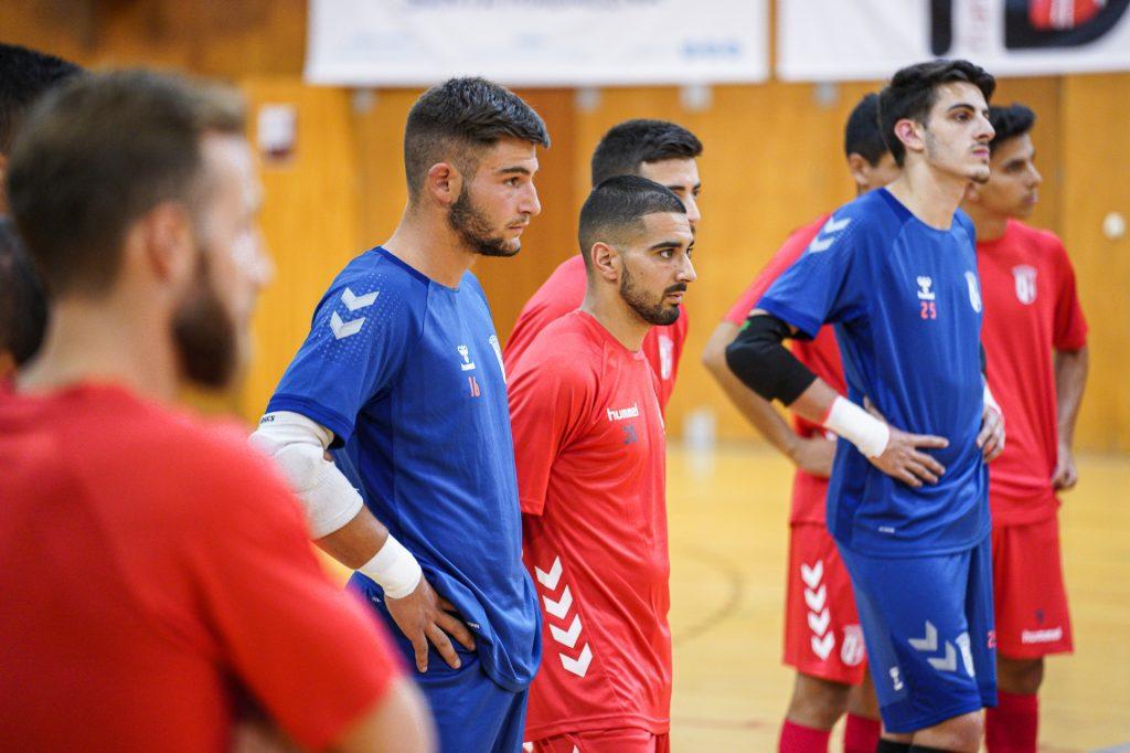 SC Braga/AAUM dá o pontapé de saída na época 2021/2022 2