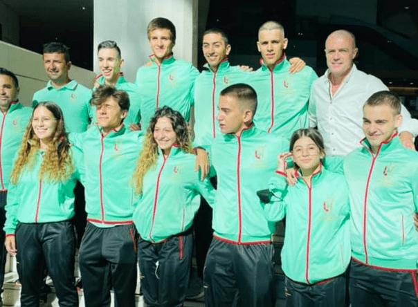 Emma e Léa Barros terminam em 9º lugar no Campeonato da Europa 1