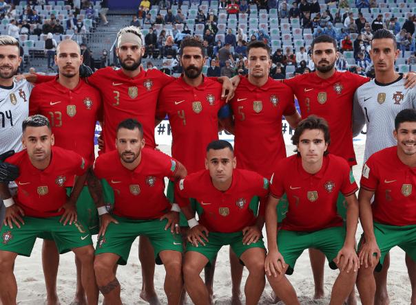 Exibição estrondosa de Léo Martins na vitória de Portugal 1