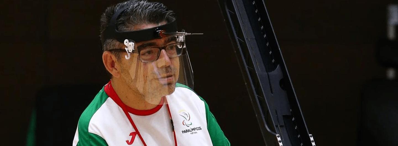 José Carlos Macedo entra a vencer em Tóquio 2