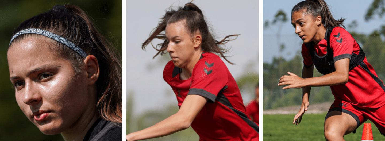 Três Gverreiras na Seleção Feminina Sub-19 4