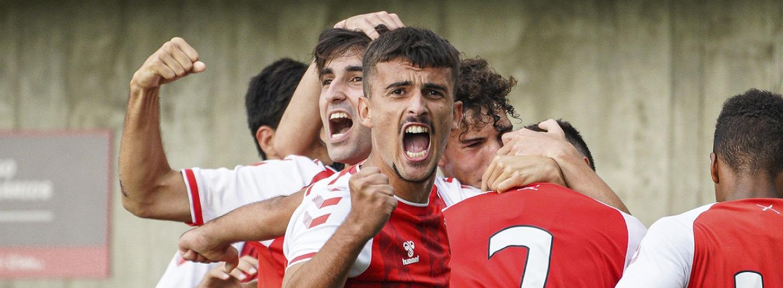 Sub-19 vencem o Rio Ave FC 1