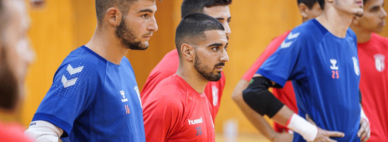 SC Braga/AAUM dá o pontapé de saída na época 2021/2022 6