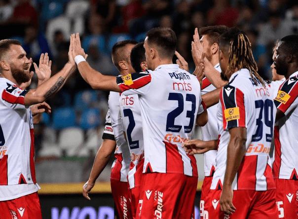Adversário à Lupa | FK Crvena Zvezda 5