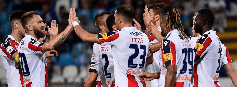 Adversário à Lupa | FK Crvena Zvezda 6