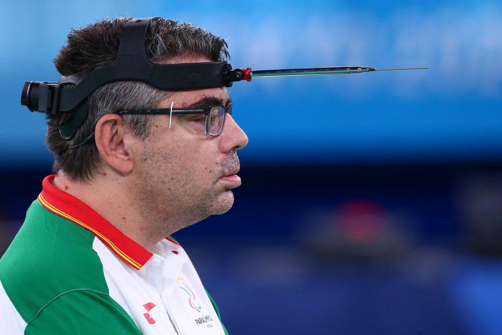 José Carlos Macedo termina a participação nos Jogos Paralímpicos de Tóquio