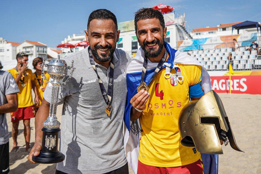 António Torres nomeado para Melhor Treinador do Mundo 3