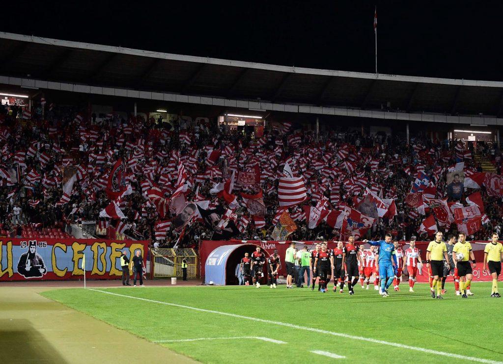 Adversário à Lupa | FK Crvena Zvezda 9