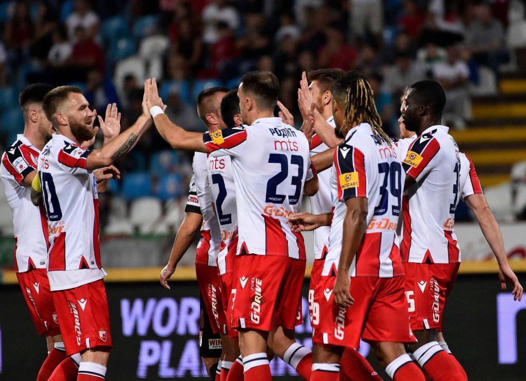 Adversário à Lupa | FK Crvena Zvezda 8