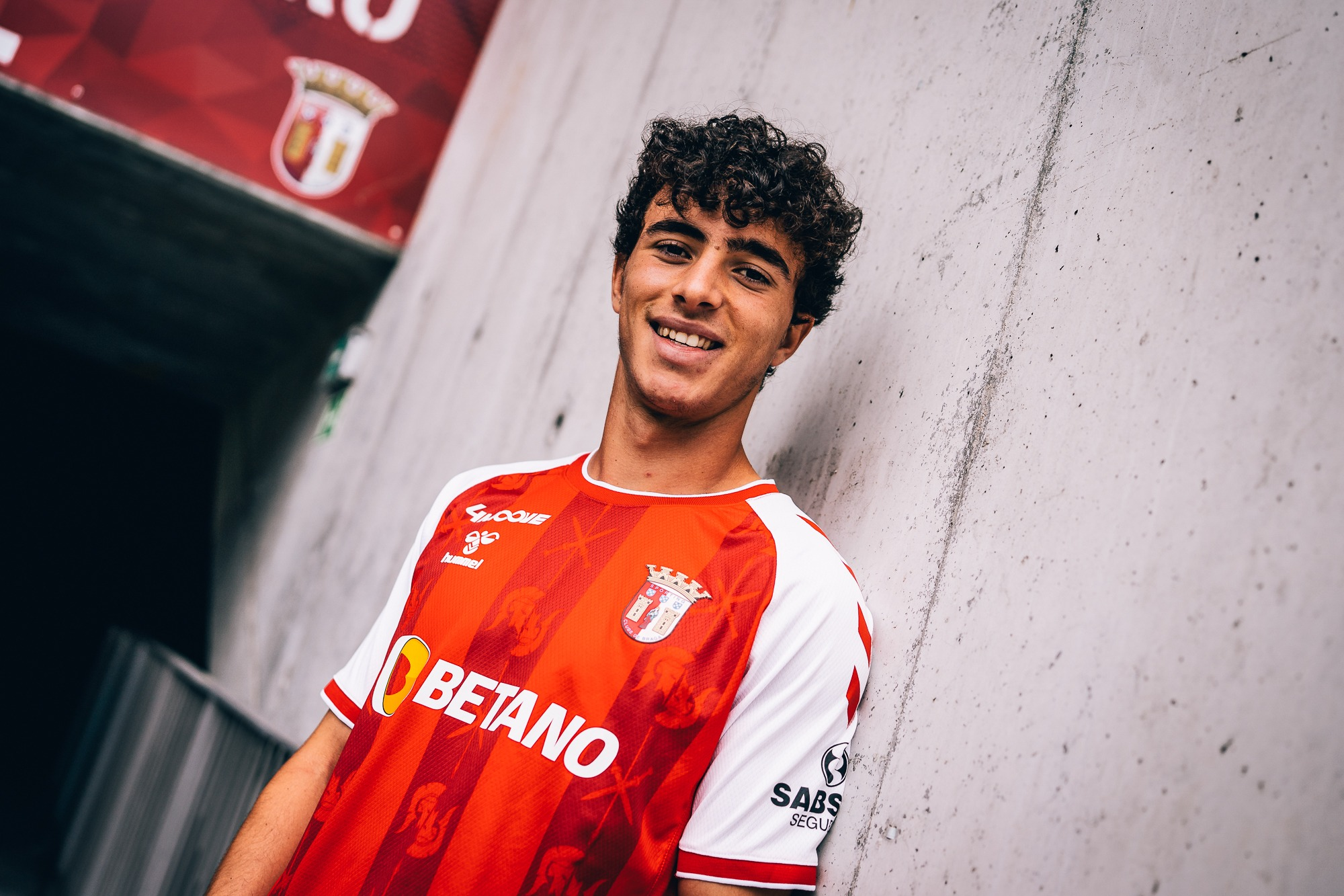 António Eirô reforça SC Braga