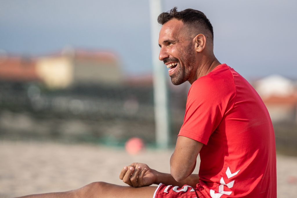 Gverreiros prontos para a Final 8 da Taça de Portugal 5