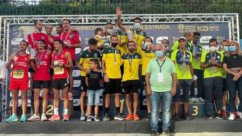 SC Braga brilha no Campeonato Nacional de Estradas 3
