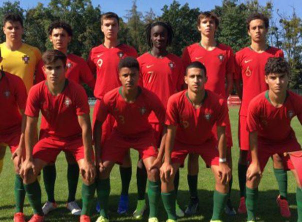 Seleção Nacional Sub-17 perde frente à Polónia