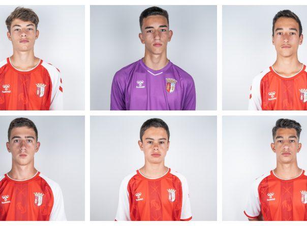 Seis Gverreiros chamados à Seleção Nacional Sub-15 2