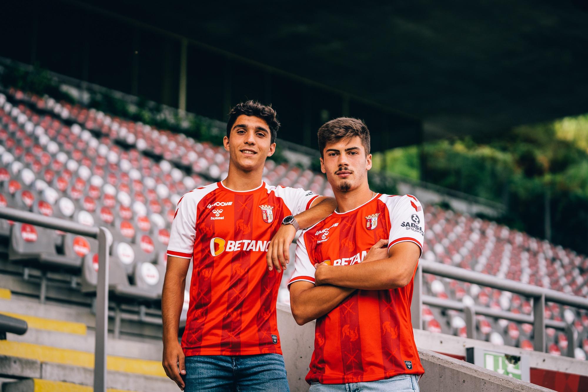 José Pereira e Pedro Pereira renovam pelo SC Braga