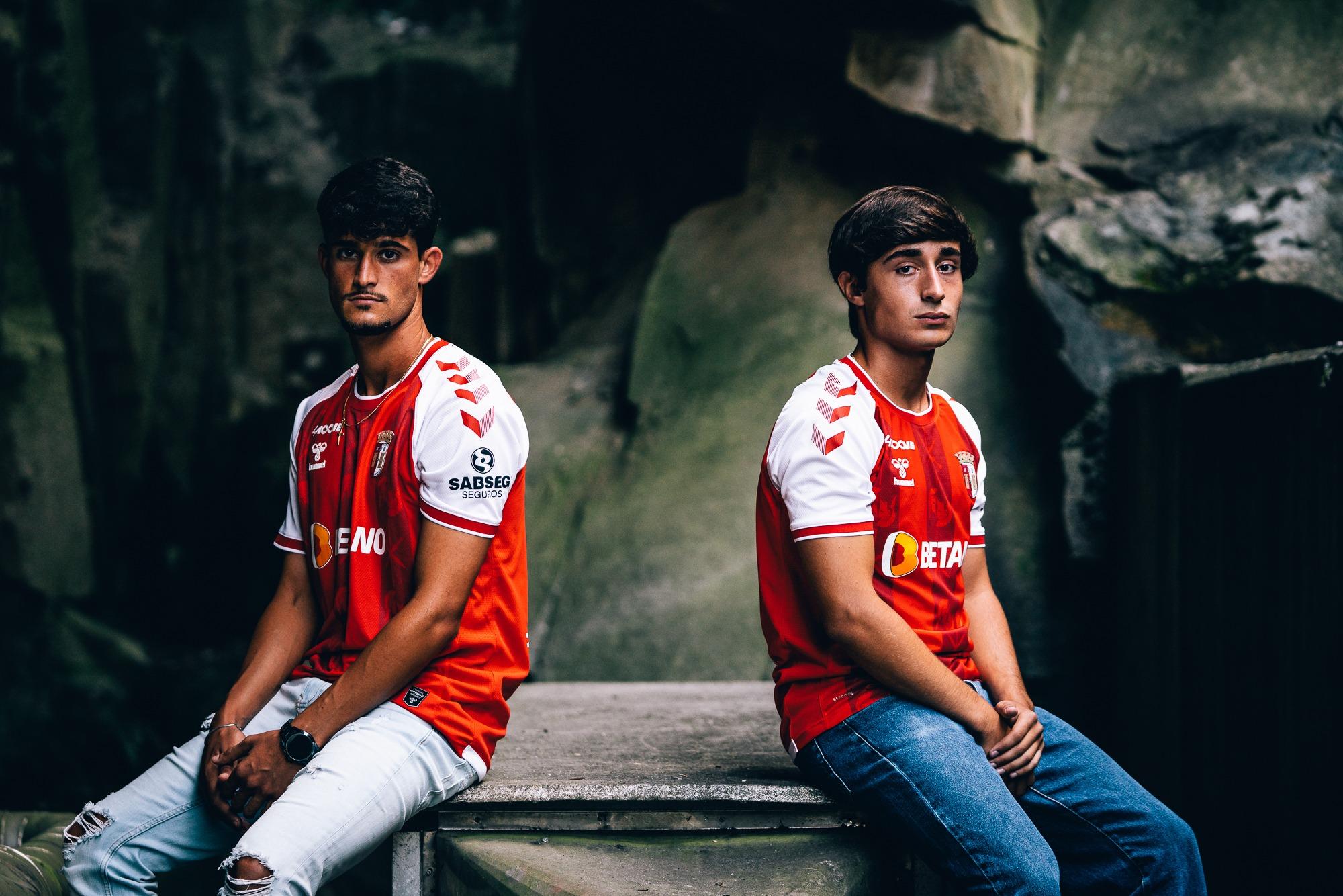 Telmo e Lucas renovam pelo SC Braga