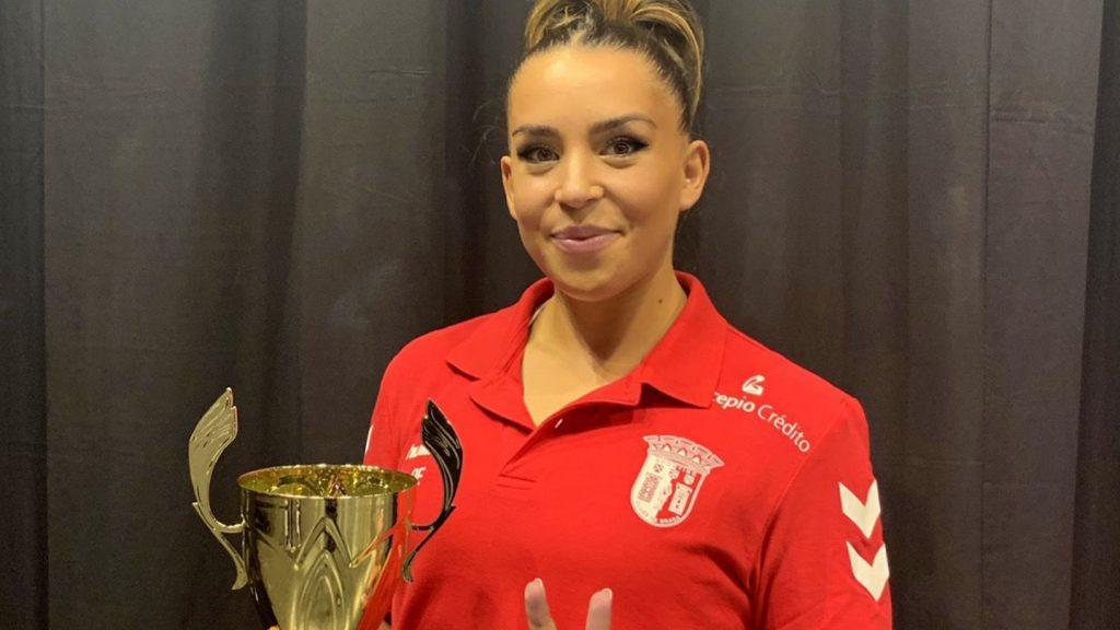 Patrícia Esparteiro conquista medalha de bronze 3