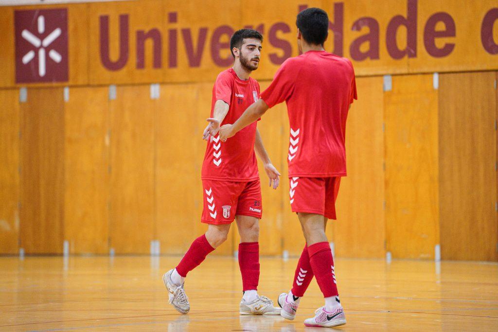 SC Braga/AAUM continua a preparar o arranque da Liga Placard 1