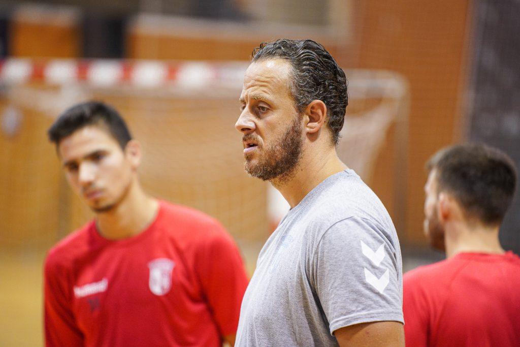 """Leandro Costa: """"Estamos a crescer e a evoluir"""" 2"""