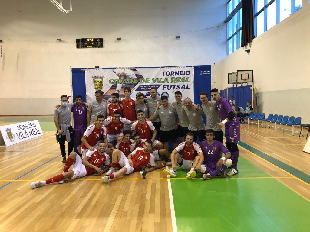 SC Braga/AAUM vence IV Torneio Cidade de Vila Real