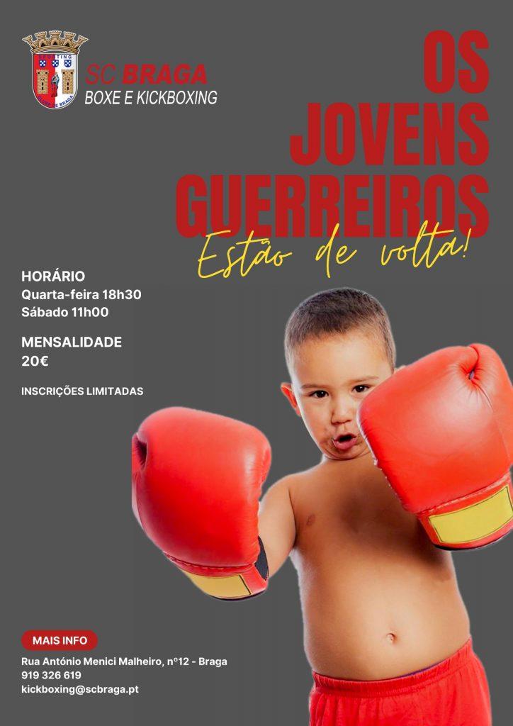 Abertura das Escolinhas de Boxe e Kickboxing