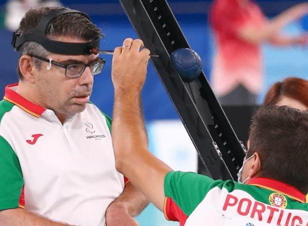 José Carlos Macedo termina a participação nos Jogos Paralímpicos de Tóquio 1