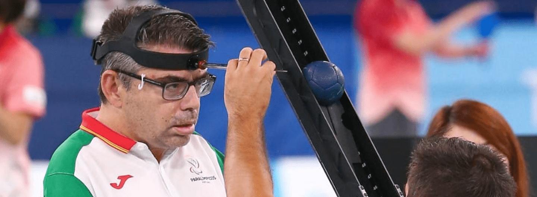 José Carlos Macedo termina a participação nos Jogos Paralímpicos de Tóquio 2