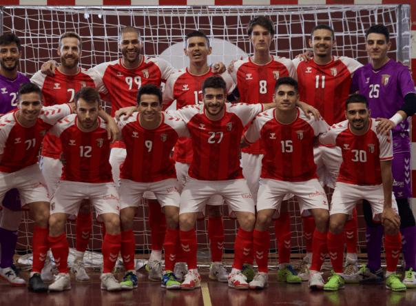 SC Braga/AAUM segue a preparação para o arranque da Liga Placard