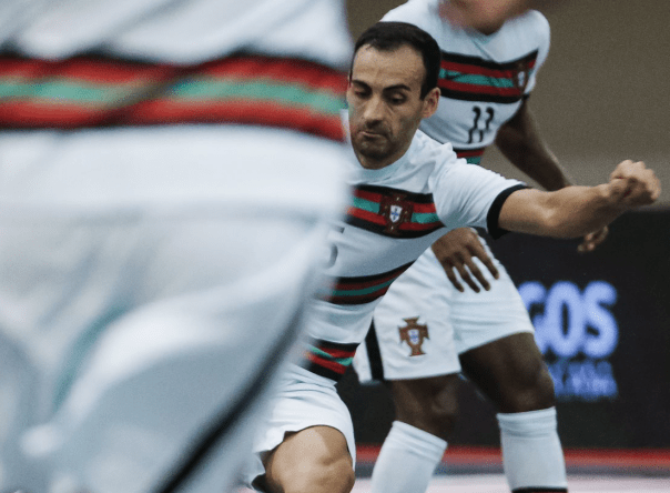 Fábio Cecílio decisivo na vitória de Portugal 1